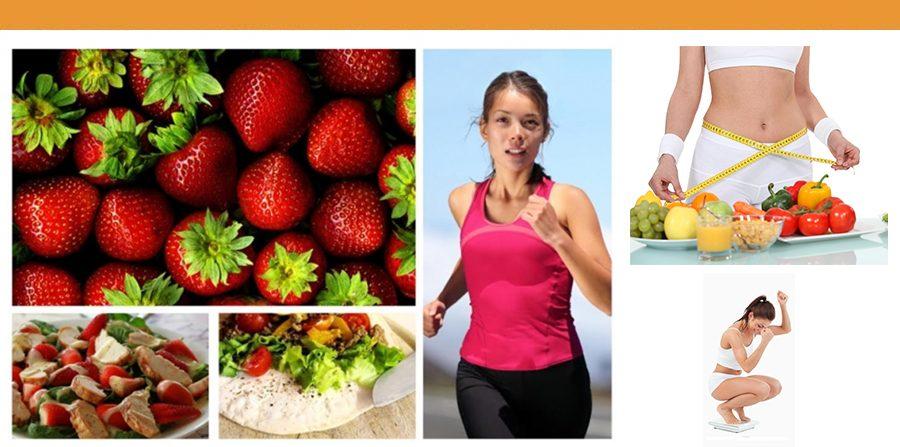 Étrend kialakítása – Live healthier